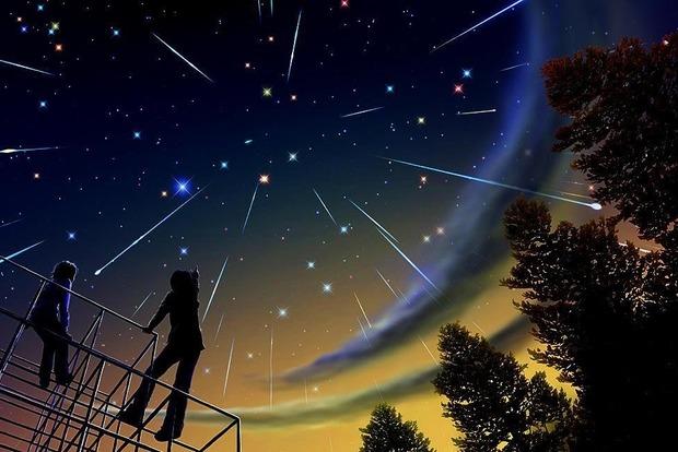 Сегодня ночью пройдет пик звездопада Дельта-Аквариды