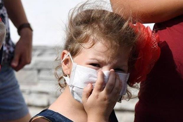 Температура, блювота, болі. Діти, вивезені з Армянська, масово захворіли