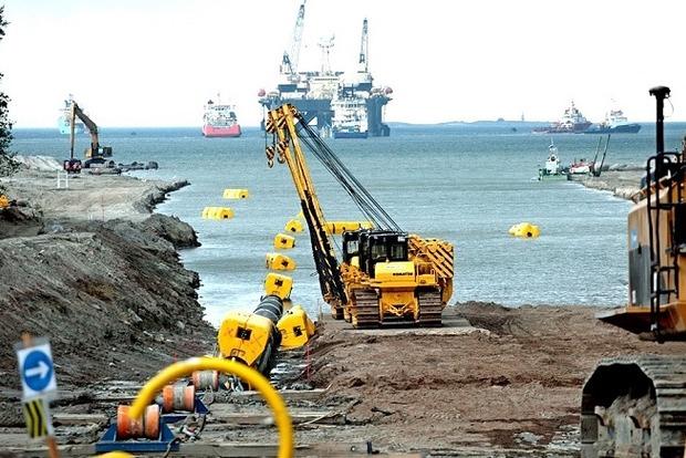 «Газпром» начал строить газопровод «Турецкий поток» в обход Украины