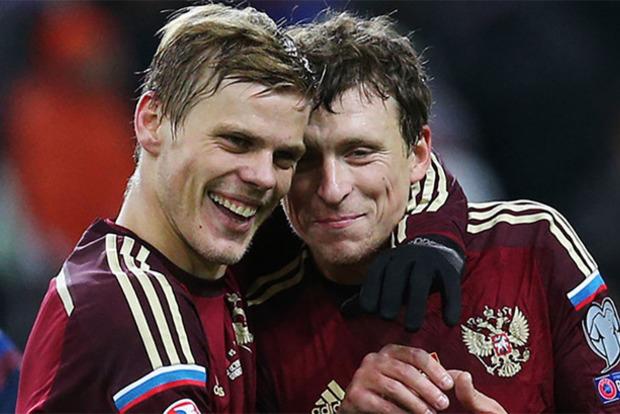 Відомі російські футболісти втратять роботу через скандальну бійку