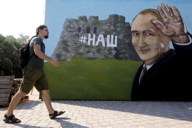 Путин заявил, что его кто-то подтолкнул захватить Крым