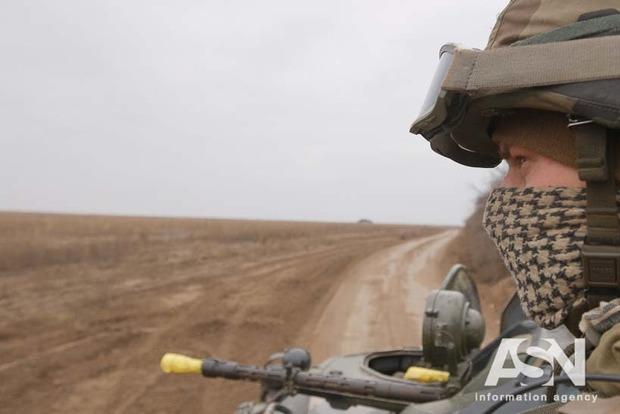 Боевики за сутки нанесли серьезный ущерб нашим позициям. Ранены несколько военных