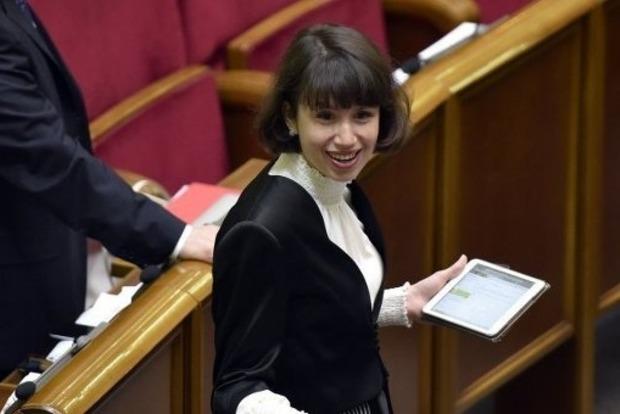 Татьяна Черновол задекларировала новую квартиру в Киеве и землю в Крыму