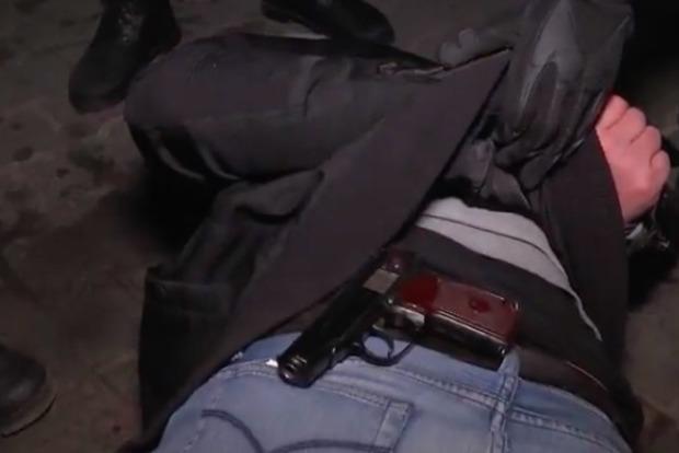 Троян: В декабре силовики задержали семь бандитских группировок