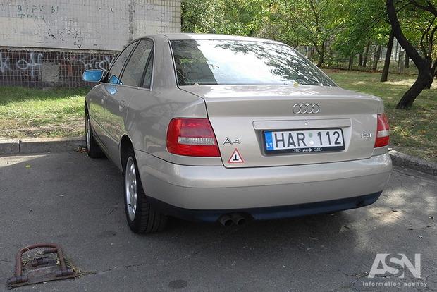 ГФС: Около 64 тысяч автомобилей с иностранной регистрацией находятся в Украине незаконно
