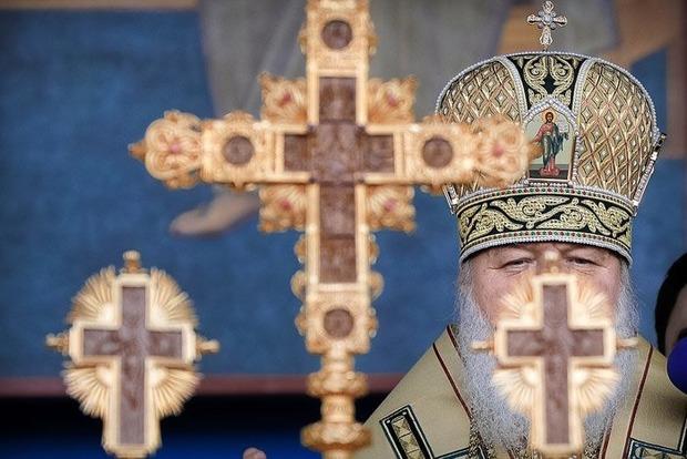 Патриарх Кирилл: Константинополь выполняет заказ по уничтожению РПЦ