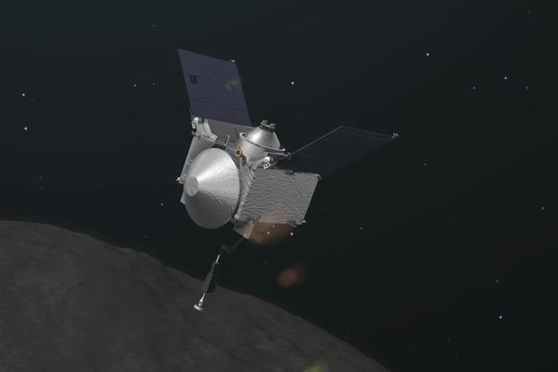 Зонд NASA добрався до астероїда, який може зруйнувати Землю