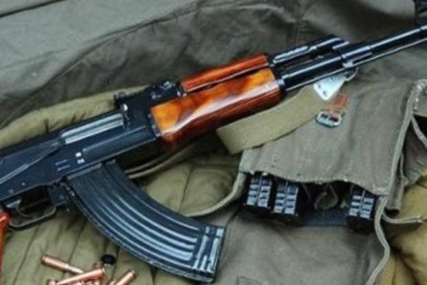 Задержан военный, расстрелявший сослуживцев в Донецкой области