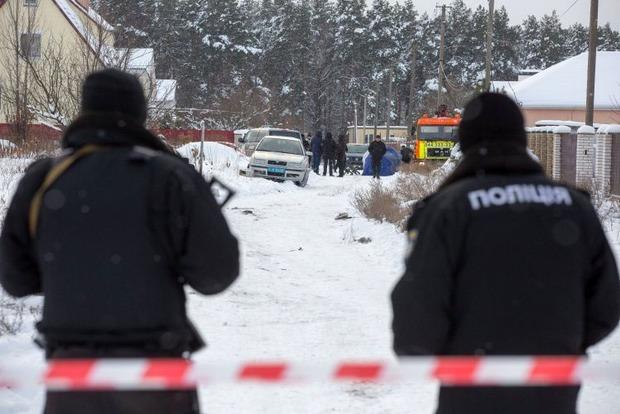 Перестрелка в Княжичах: полиция настаивает на аресте участников банды