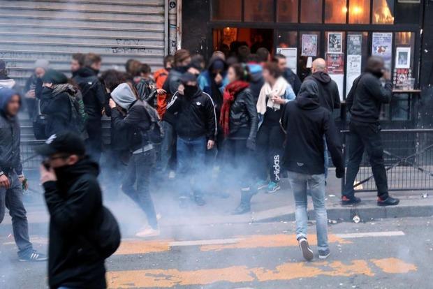 В Париже задержаны свыше 140 протестующих против итогов выборов