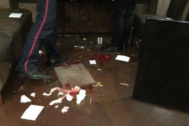 Суд арестовал иностранцев, устроивших стрельбу в киевском кафе