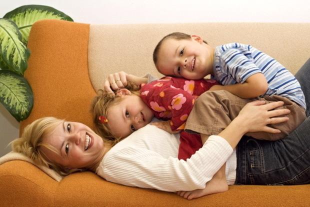 Ученые доказали: на благополучие детей не влияет отсутствие отца в семье