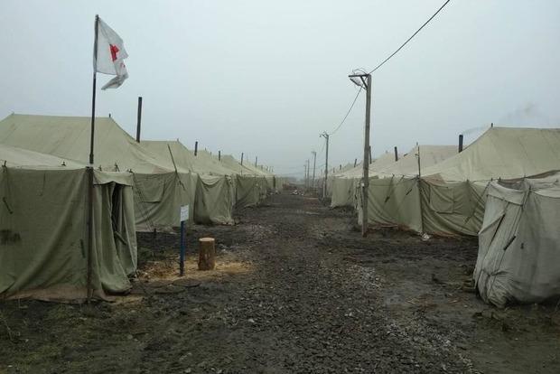 На военном полигоне Широкий лан в результате взрыва пострадал военный