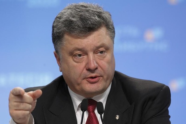 Порошенко прокомментировал инцидент на Нацсовете реформ