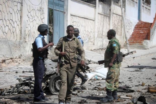 Зростає кількість жертв атаки на готель у столиці Сомалі