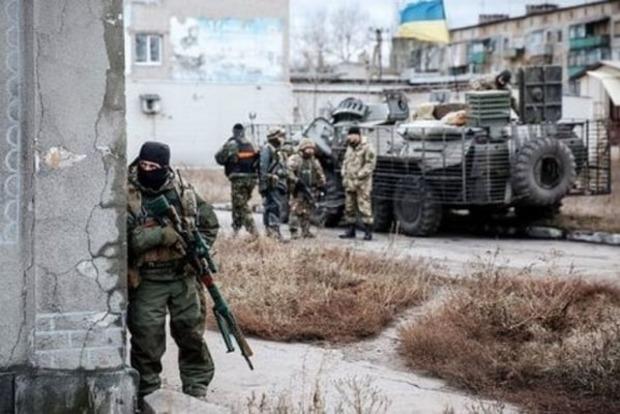 На Донбассе за сутки погибли двое бойцов ВСУ, еще 6 получили ранения
