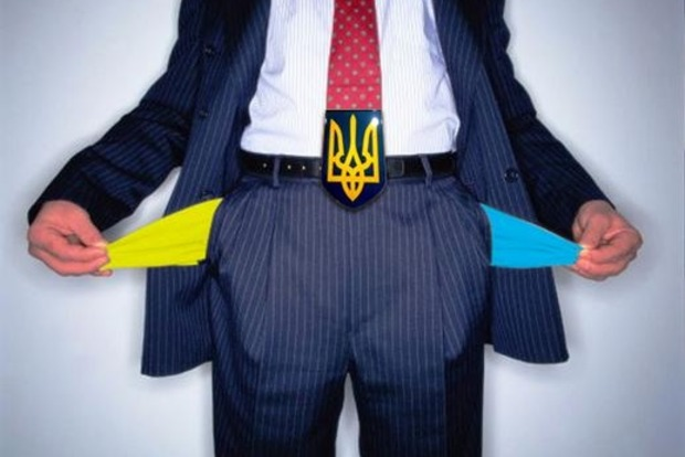 Эксперт: Украина должна объявить дефолт