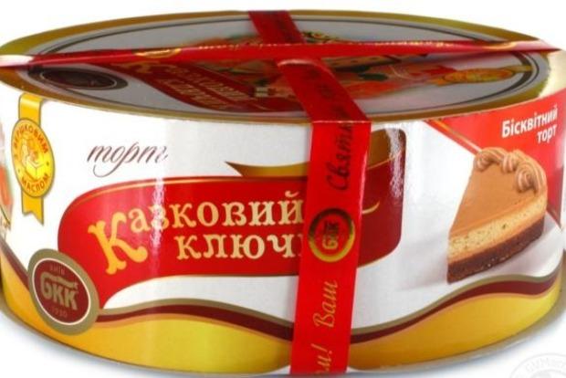 АМКУ оштрафував Київхліб задизайн коробки торта