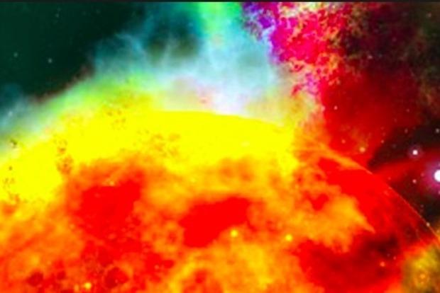 Kepler обнаружил планету с рубиновыми и сапфировыми облаками