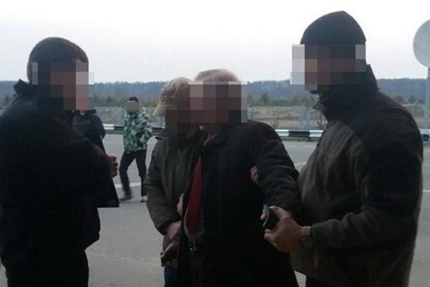 Украинца посадили на12 лет заработу наспецслужбы РФ