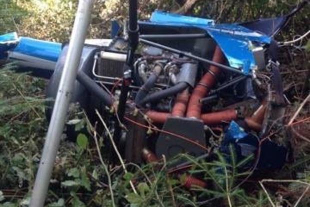 Около «Буковеля» отыскали разбитое воздушное судно и мужское тело