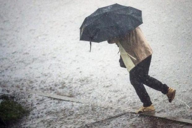 Циклон принесе дощі тамокрий сніг назначну частину України