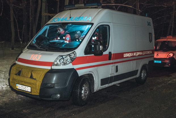 У Києві біля лікарні Феофанія знайшли труп