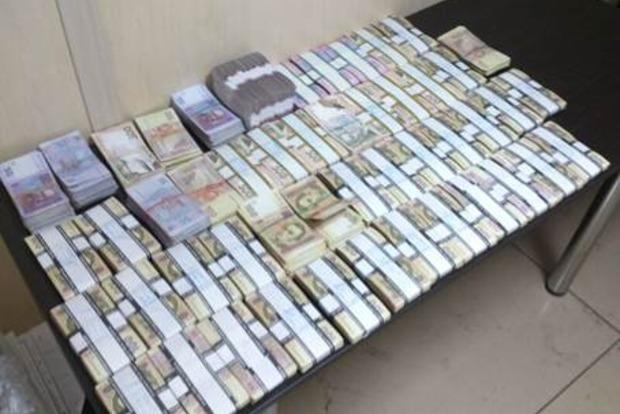СБУ не допустила доставку на оккупированные территории крупных сумм наличности