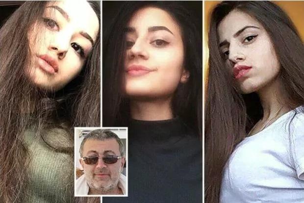 Три сестры убили отца за систематические издевательства и насилие