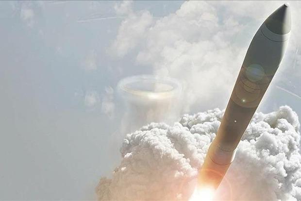 Южная Корея запустила собственную баллистическую ракету с подлодки