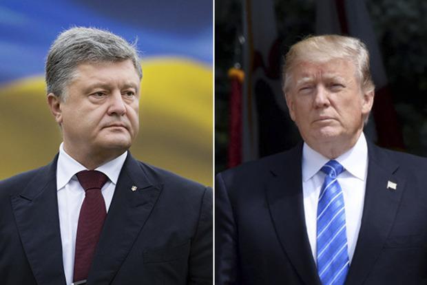Историческая встреча Порошенко и Трампа. Надежды, ожидания и унижение Путина