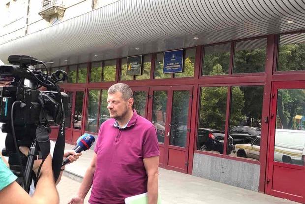 Мосийчук «настучал» в НАБУ на нардепов Левочкина и Лещенко