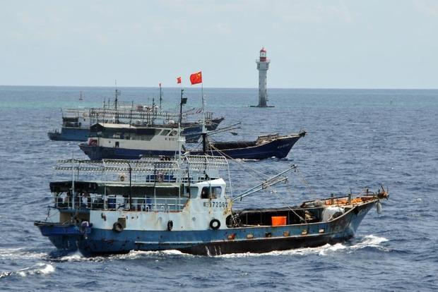 У берегов Малайзии нашли затонувшее судно с туристами из Китая