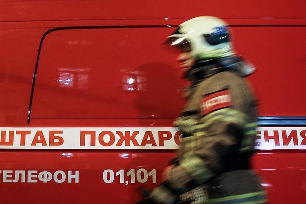 В России загорелось хранилище с боеприпасами