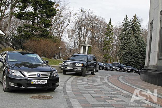 Нардепам выдали около 10 млн грн компенсации за проезд