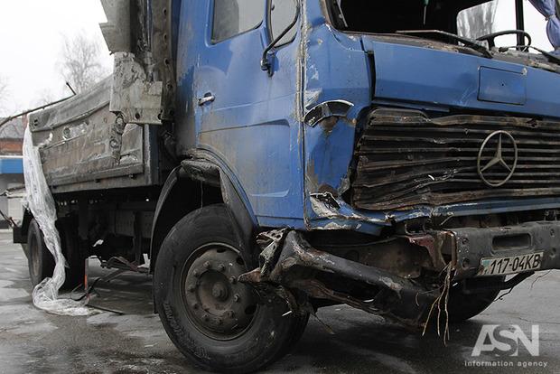 Бюджет Украины ежегодно теряет десятки миллиардов гривен из-за ДТП