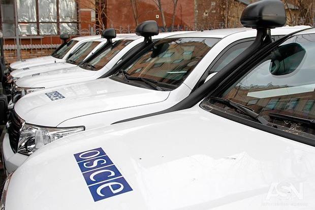 ОБСЕ: с морозом на Донбассе обостряется конфликт