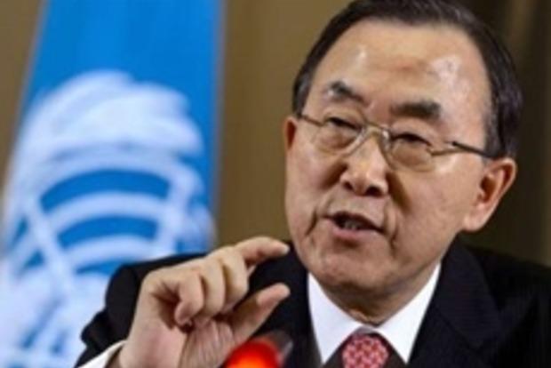 Генсек ООН: Минск стал символом мира