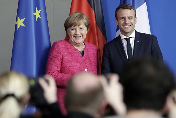 Германия и Франция на стороне Испании по вопросу Каталонии