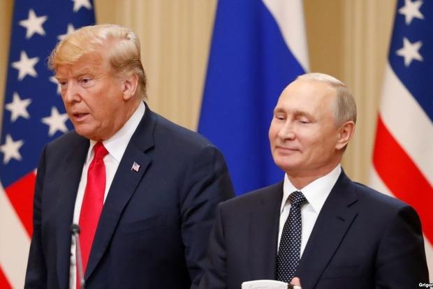Путин подкинул Трампу новую идею о референдуме на Донбассе