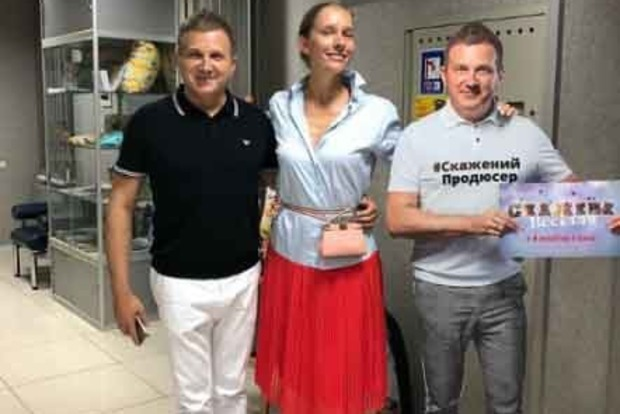 Юрий Горбунов показал свою шведскую семью