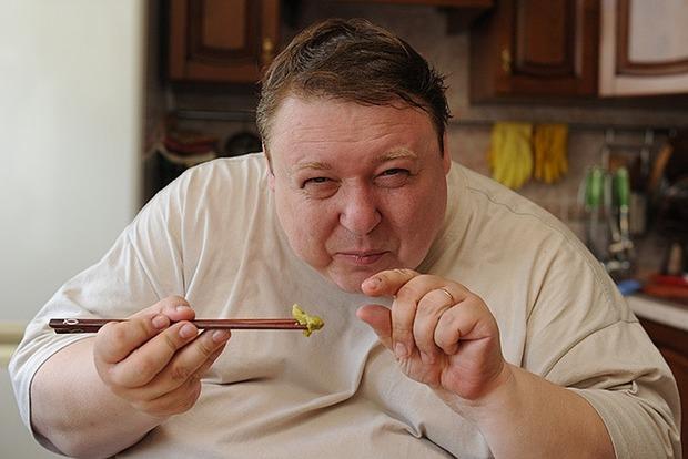 Розтанув, як свічка: 200-кілограмовий російський актор схуд на 40 кілограм