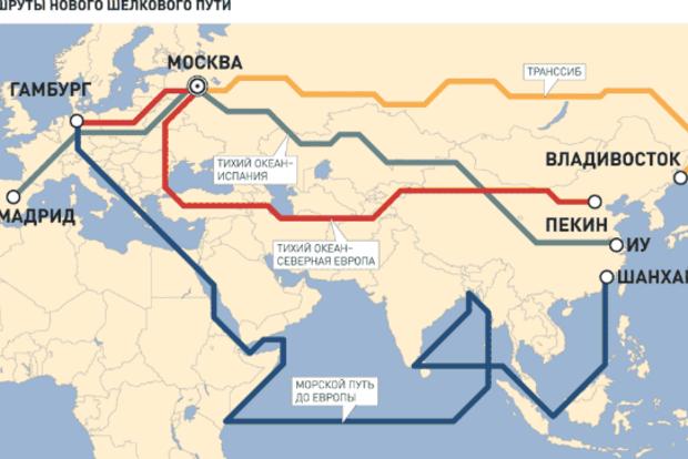 Китай выделит Фонду Шелкового пути 14,5 млрд долларов