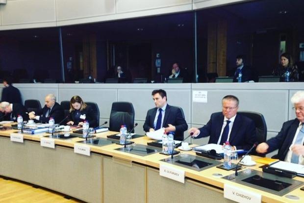Началась встреча Украины, ЕС и РФ по вопросам Соглашения об ассоциации