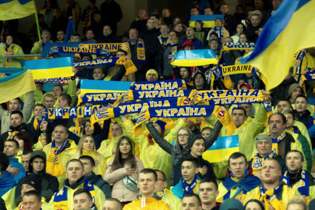 Исполком УАФ утвердил футбольный статус лозунгов Слава Украине! и Героям слава!