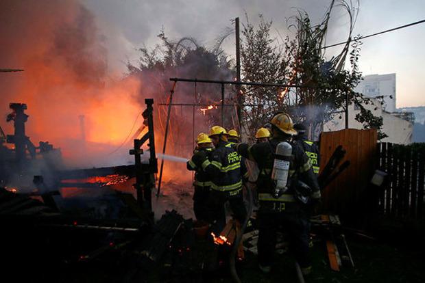 В Тель-Авиве взорвался магазин, есть погибшие