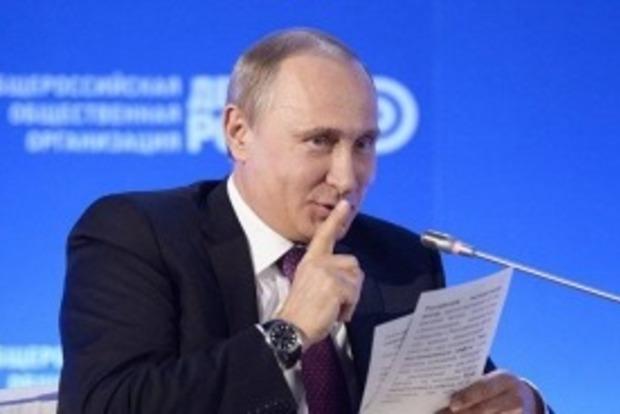 Немецкая газета Bild заранее поздравила Путина с победой на выборах