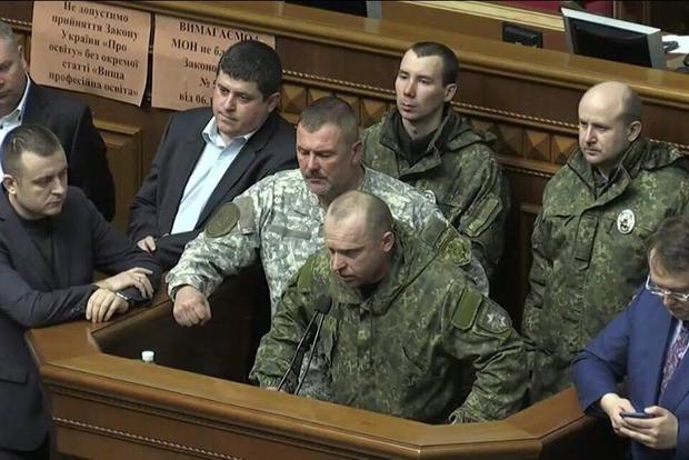 Савченко: Мы не умеем делать Майданы