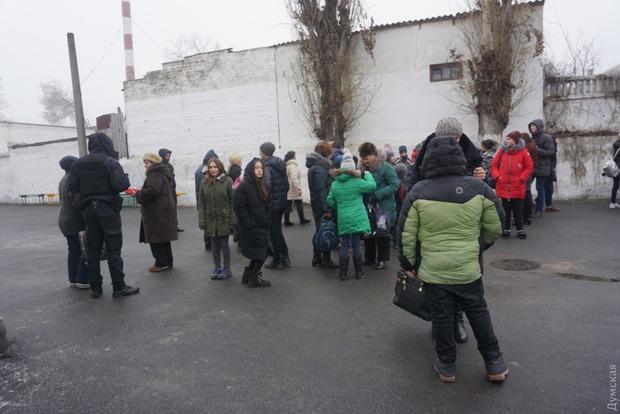 Под Одессой учительница переполошила школу принесенной гранатой