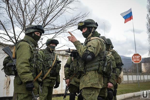 На Донбасс прибыл российский спецназ - Тымчук